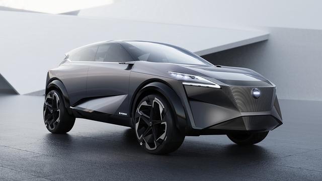 Nissan IMQ Concept - Power Ranger