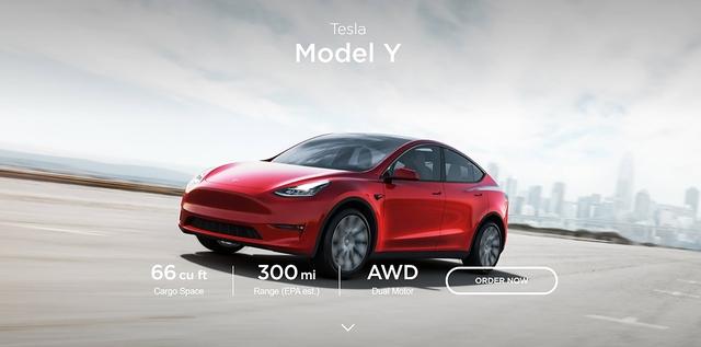 Tesla Model Y - Der nächste Buchstabe