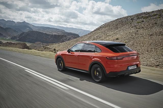 Porsche Cayenne Coupé - Scharf gemacht
