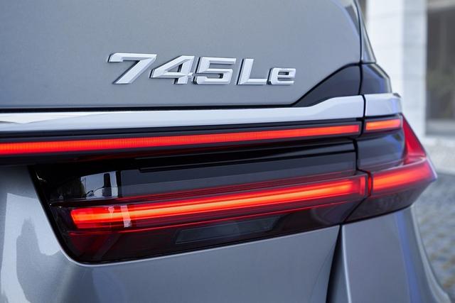 BMW 745 Le xDrive - Maß der Dinge