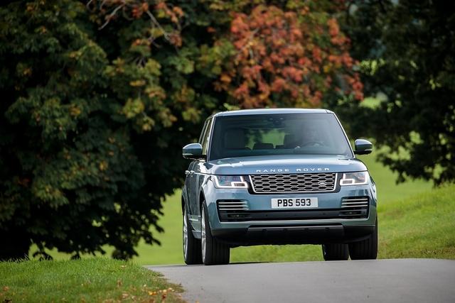 Range Rover SD V6 Autobiography - Nur schwer zu toppen