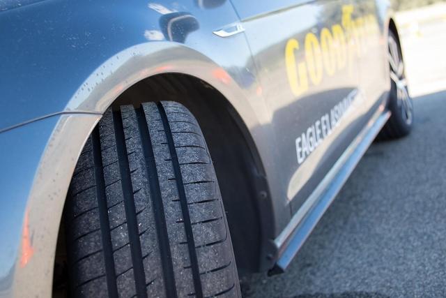 Hintergrund: Goodyears Eagle 1-Serie - Runde Leistung