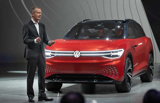 VW ID. Roomzz Concept - Platz da!