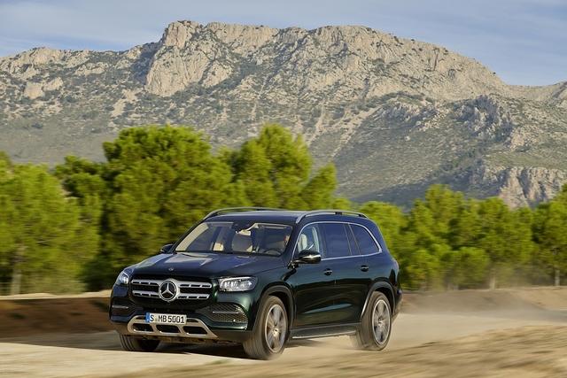 Mercedes GLS 2020 - Endlich echten Luxus