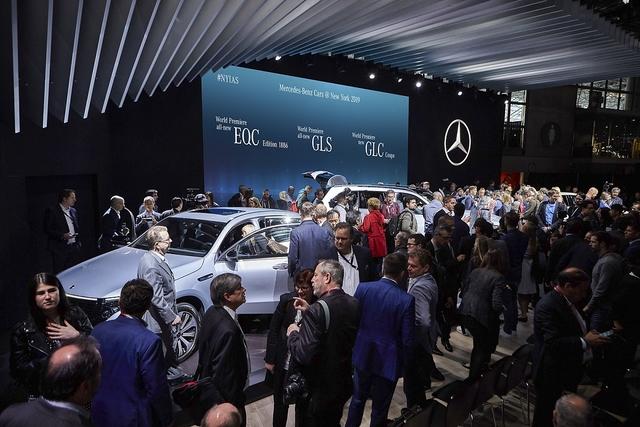 New York Autoshow 2019 - Die Show der Anderen