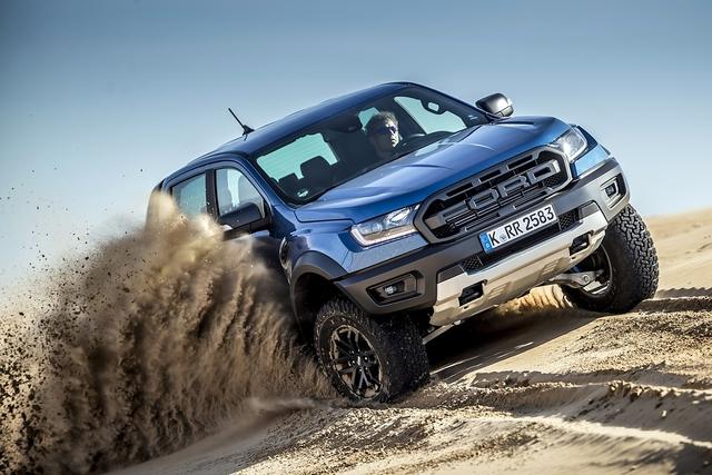 Ford Ranger Raptor - Leistungsdefizit