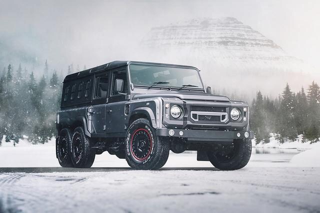 Abgefahrene SUVs - Rollende Monster
