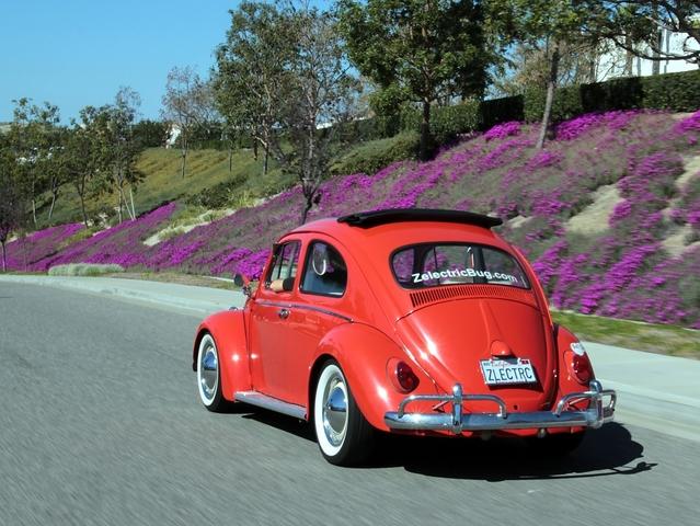 Los Angeles will Elektroantriebe bis 2050 - Der Elektro-Boost