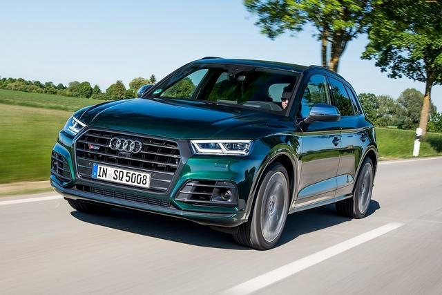 Audi SQ5 TDI - Sturm und Drang