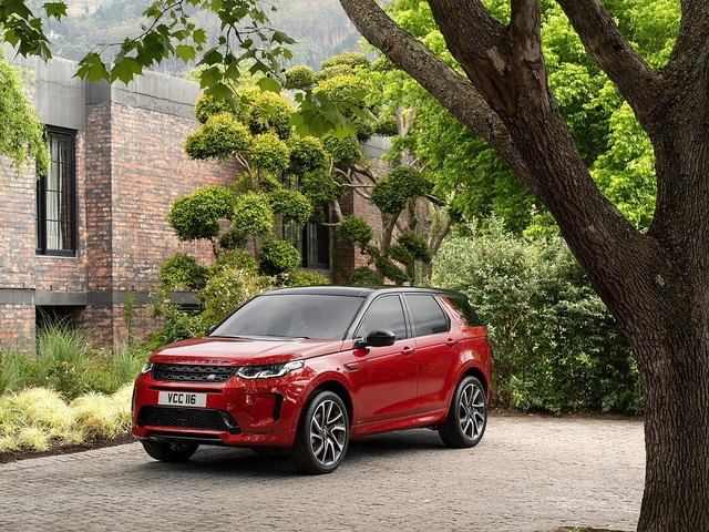 Land Rover Discovery Sport - Elektrisiert