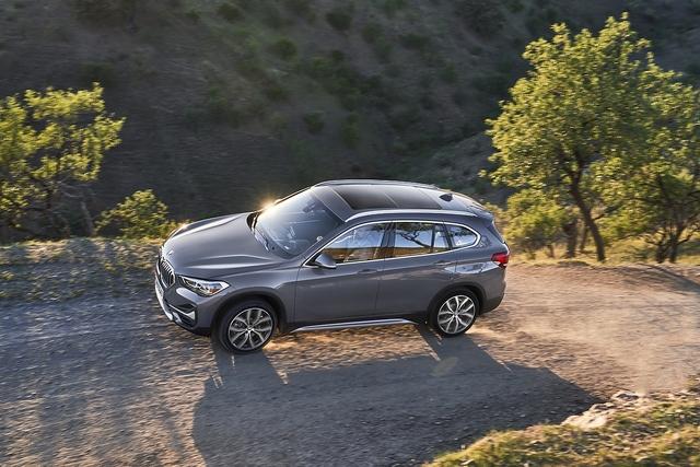BMW X1 überarbeitet - X1 unter Strom