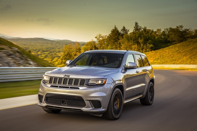 Jeep Grand Cherokee Trackhawk - Don Krawallo