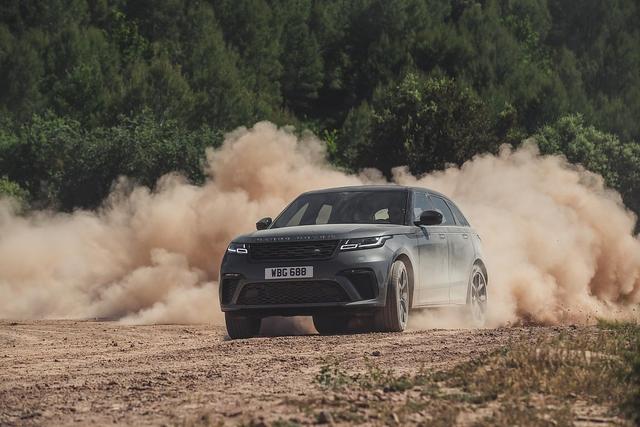 Fahrbericht: Range Rover Velar SV Autobiography - Großer Bruder