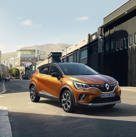 Renault Captur MJ 2020 - Neue Wege