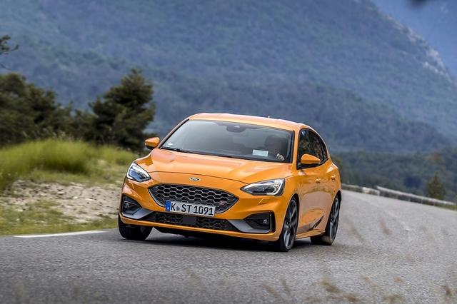 Ford Focus ST - Kampfsportler