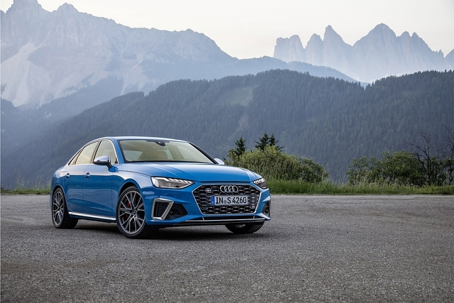 Audi S4 TDI - Kilometerfresser