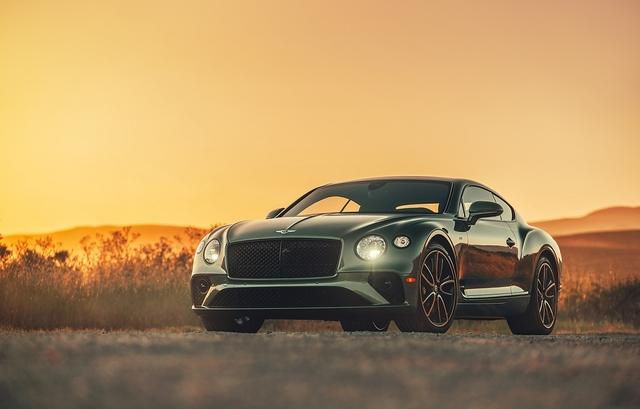 Bentley Continental GT V8 Coupé - Perfect Match