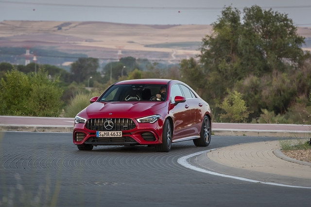 Mercedes AMG CLA 45S 4matic - Hohes C oder großes A?