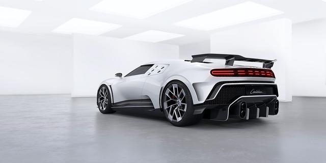 Bugatti Centodieci - Das Acht-Millionen-Euro-Auto