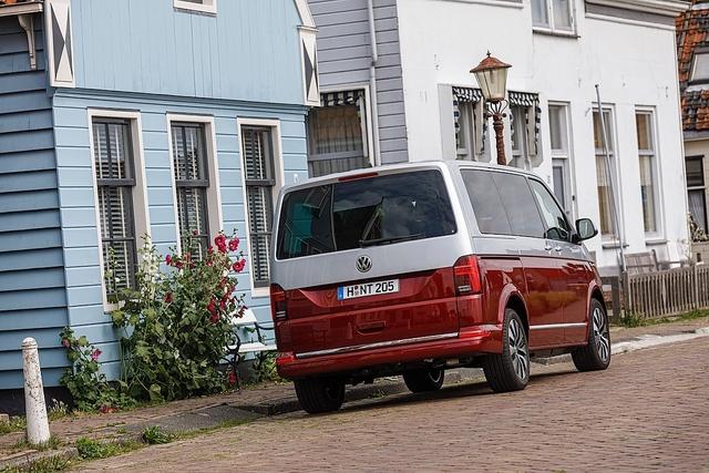 Fahrbericht: VW Multivan T6.1 - Langstreckenläufer