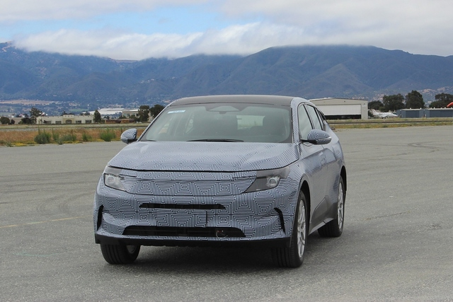 Erste Fahrt im Byton M-Byte - Der Tesla-Jäger rollt an
