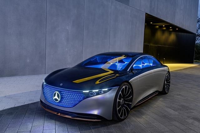 Mercedes EQS - Der neue Star