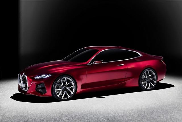 BMW Concept 4 - Zurück zu den Wurzeln