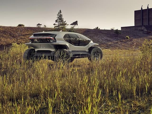 Audi AI:Trail - Wochenend und querfeldein