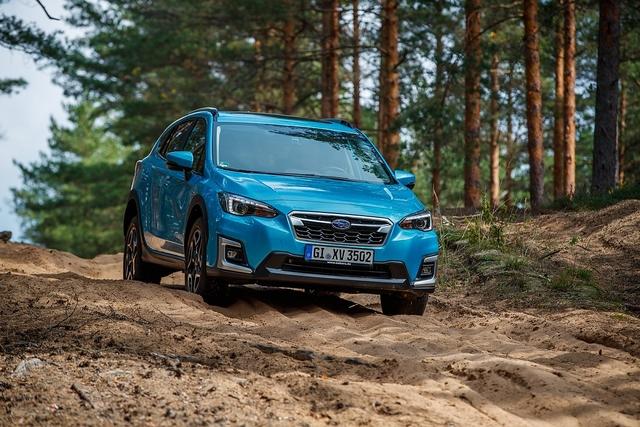 Subaru XV e-Boxer - Schwachstrom