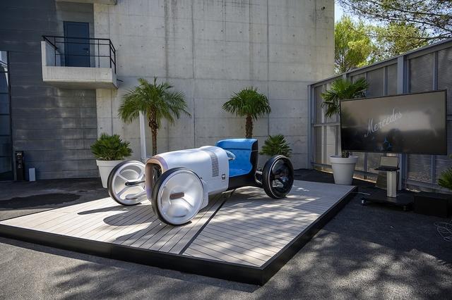 Mercedes Design - Neuer Luxus