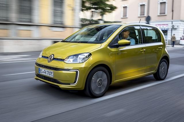 VW E-Up - Mehr für weniger