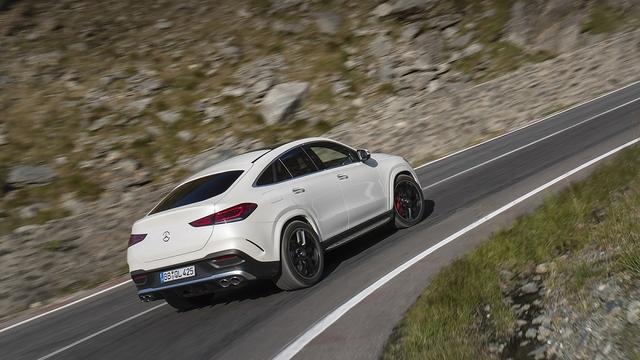 Mercedes GLE 400d Coupé - Kurvenliebhaber