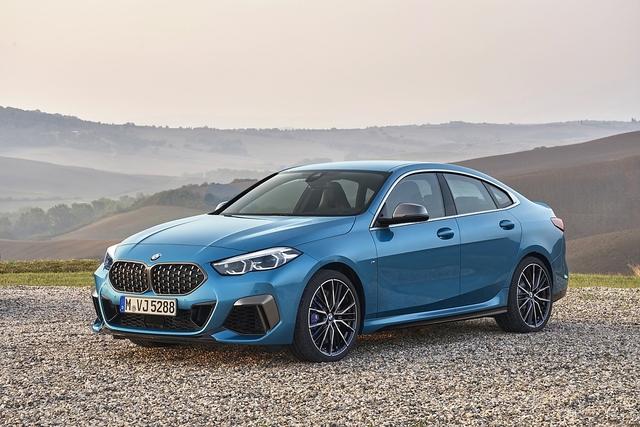 BMW 2er Gran Coupé - Spaß für vier