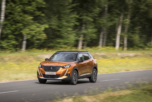 Peugeot 2008 THP 155 - Lang gemacht