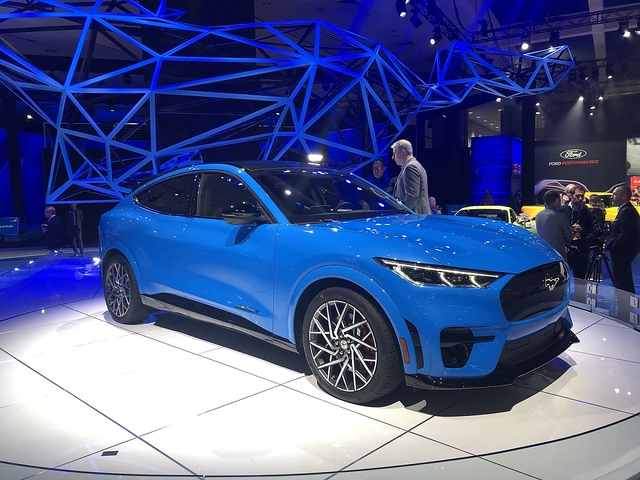 Los Angeles Autoshow 2019 - California Dreaming