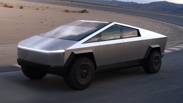 Tesla Cybertruck - Frankenstein auf Abwegen