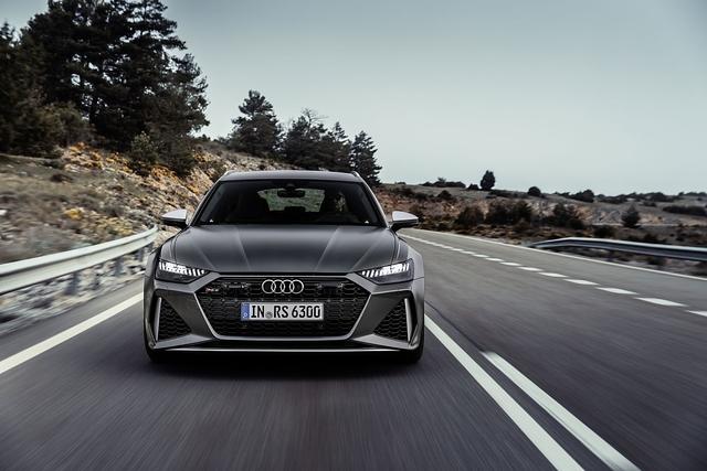Audi RS 6 Avant - Superheld mit Anhängerkupplung