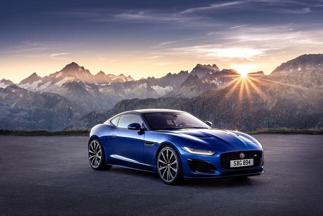 Jaguar F-Type MY 2021 - Schlitzauge