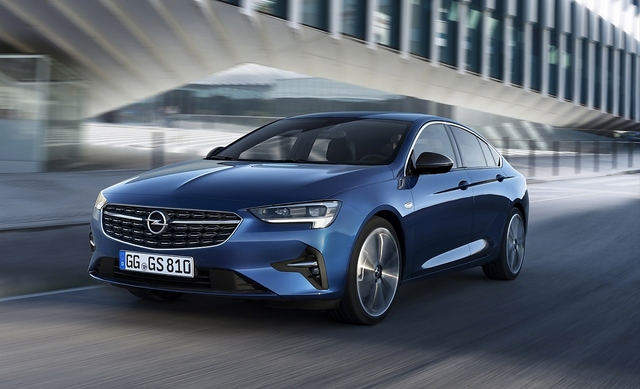 Opel Insignia 2020 - Erleuchtet