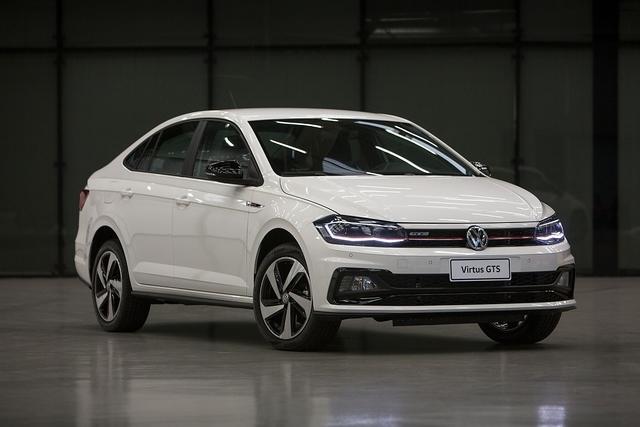 VW Virtus GTS - Latino-Racer