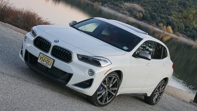 BMW X2 M35i xDrive - Jungspund