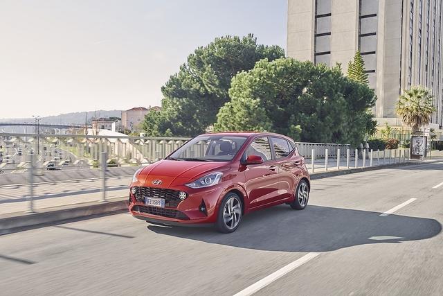 Hyundai i10 1.2 Trend - König der Stadt