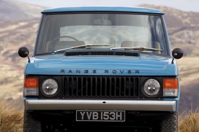 50 Jahre Range Rover - Meister aller Klassen