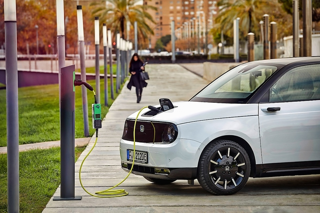 Fahrbericht: Honda e Advance - Little (e)Honda