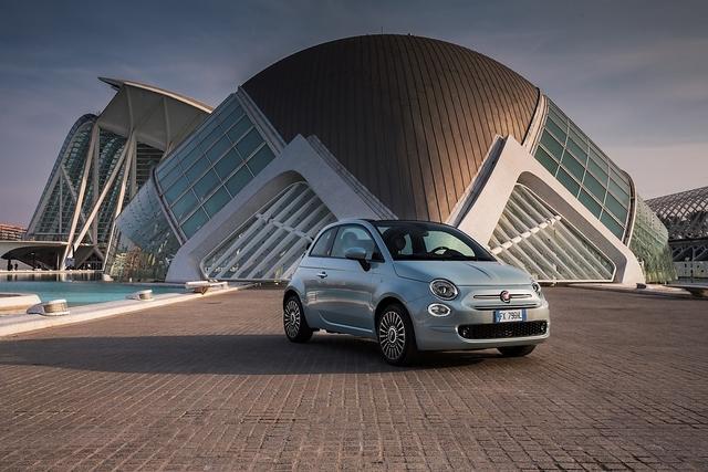 Fiat 500 Hybrid / Fiat Panda Hybrid - Spritsparen als Aufgabe