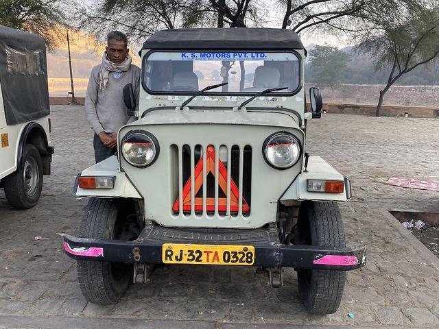 Das neue Indien Taxi - Wachablösung