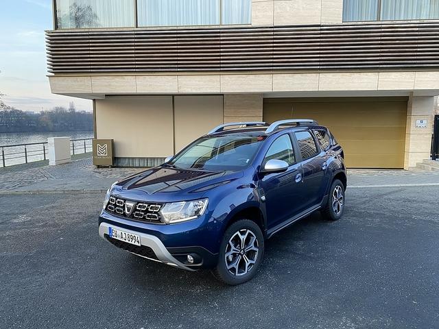 Dacia Duster TCe 150 - Gut und immer noch günstig