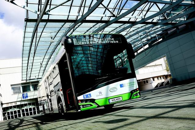Kommunen setzen auf Elektrobusse - Stadtbusse unter Strom