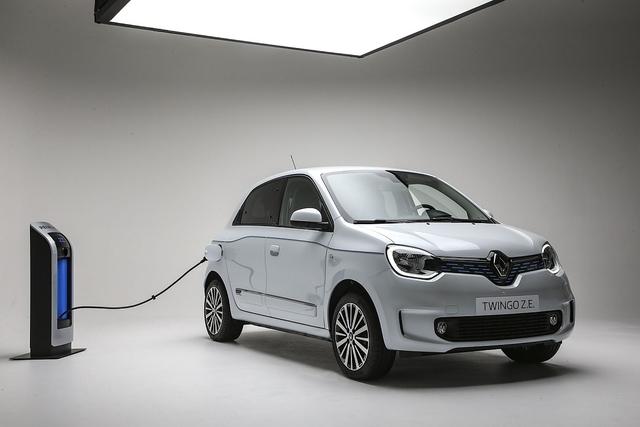 Renault Twingo Z.E. - In der Kürze liegt die Würze
