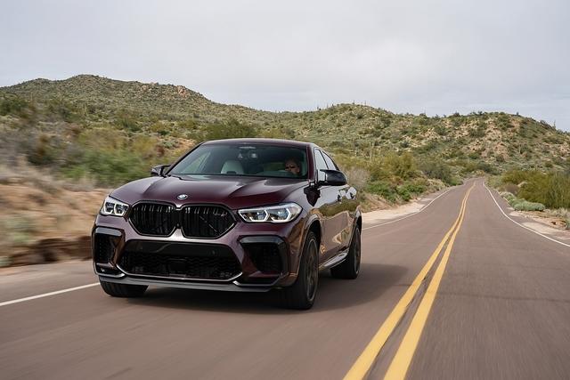 BMW X6 M Competition - Die Sünde pur
